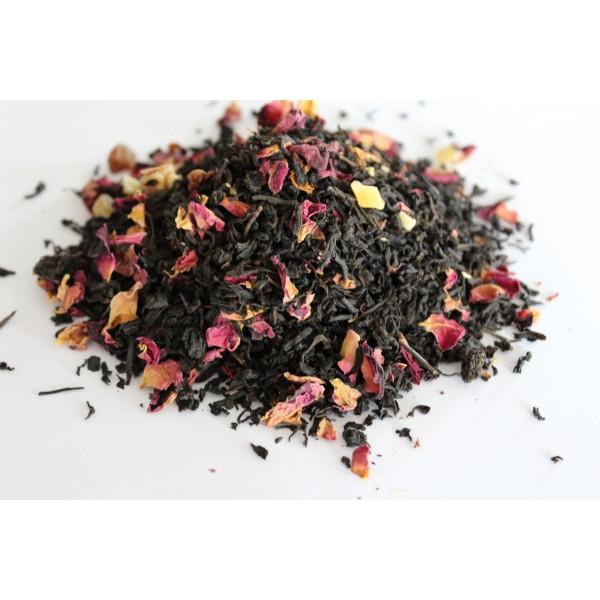 Lichee Czarna Herbata
