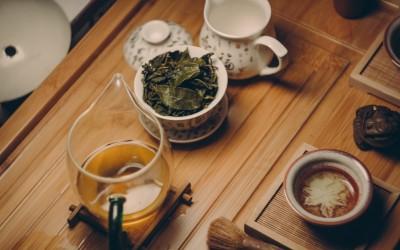 Herbata po mongolsku, tajsku lub z Indii