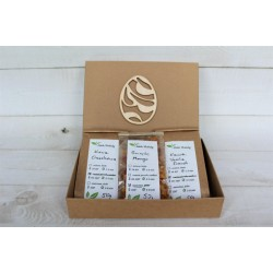 Herbata w prostokątnym pudełku - herbata i kawa wielkanoc