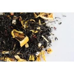 Herbaty Czarne z dodatkami