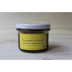 Konfitura truskawkowa - Truskawki w miodzie